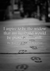 widow quote
