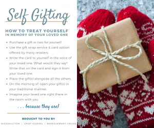 How to Treat Yourself in Memory of Your Loved One